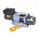 Mean Mother Electric Winch 9500Lb Edge Winch - Synthetic Rope