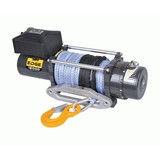 Mean Mother Electric Winch 12000Lb Edge Series - Synthetic Rope