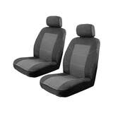 Custom Made Esteem Velour Seat Covers BMW 330D E92 MY11 2 Door Coupe 11/2010-On 1 Row