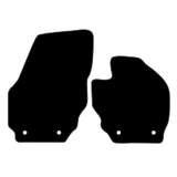 Custom Floor Mats Volvo S80 2006-On Front Pair