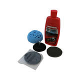 Mothers Nulens Powerball Headlight Restoration Kit + Polisher
