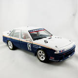1:18 Biante Holden VL Commodore Group A # 5 Moffat / Harvey 1987 WTCC Monza Winner