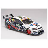 1:18 Biante Holden VF Commodore Tander #02 HRT Townsville 400 Brock Tribute Livery B18H15X
