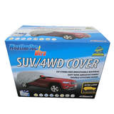 Weathertec Ultra Weatherproof Car Cover Extra Large 4WD and Dual Cab with Canopy CC37