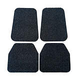 Custom Floor Mats Honda Civic/Euro Hatch 2012-On Front & Rear Rubber Composite PVC Coil