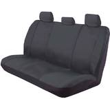 Outback Canvas Universal Rear Seat Covers Charcoal Size 06H