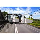 Towing Mirror With Adjustible Straps Caravan 4wd Trailer One Only QFM86