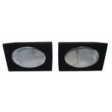 6x9 MDF Carpet Speaker Box One Pair SB69A