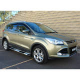 Side Steps Ford Kuga TF 4WD 4/2013-On Integra Steps