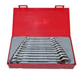 Teng Tools - 12 Piece Metric Combo 8-19mm Spanner Set TT1236