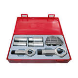 Teng Tools - 11 Piece Stud Bolt Nut Screw Extractor Remover Set TTSN11