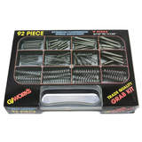 GJ Works Grab Kit Compression And Extension Spring 90 Piece Set GKA92